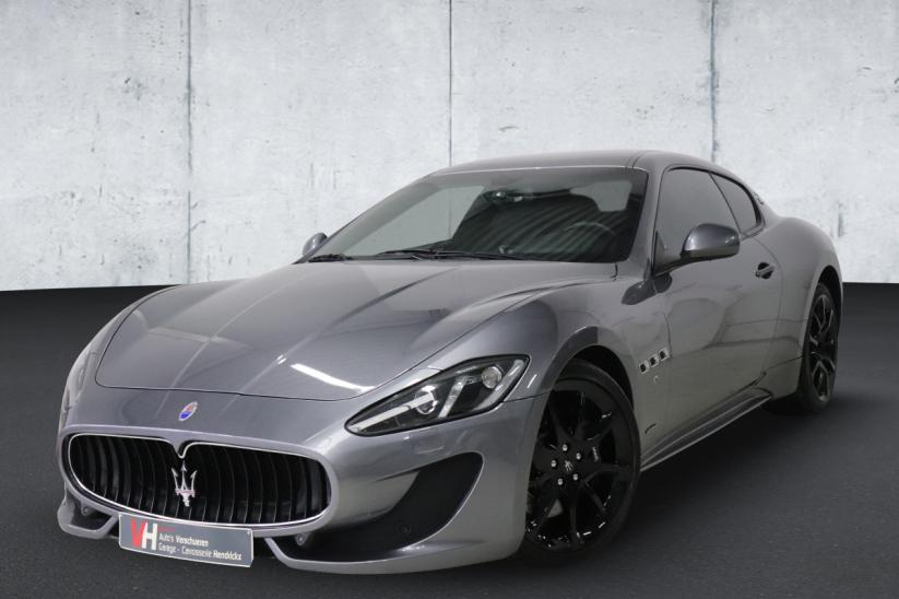 Maserati GranTurismo - Sport 4.7 V8