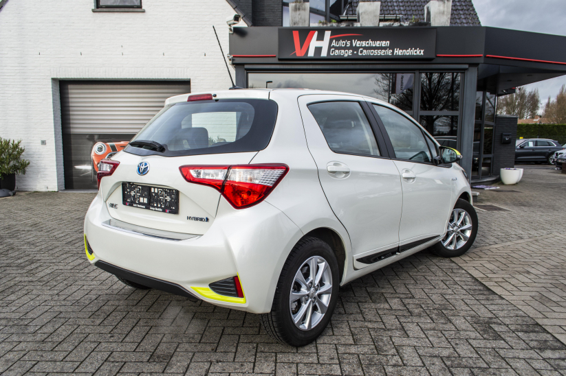 Toyota Yaris - 1.5 VVT-i Hybrid Y-conic