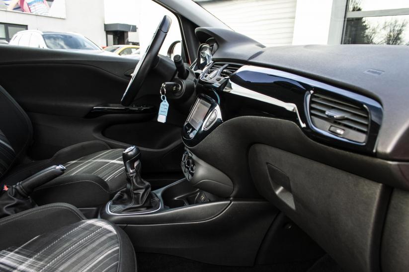 Opel Corsa - 1.0 Turbo Black Edition