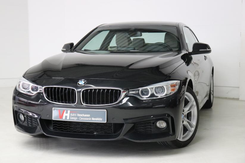 BMW 4 - 420dA Coupé M-Pack