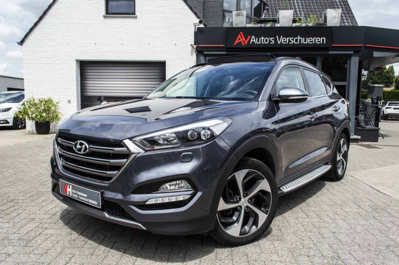 Hyundai Tucson - 1.6T Luxury Launch Edition