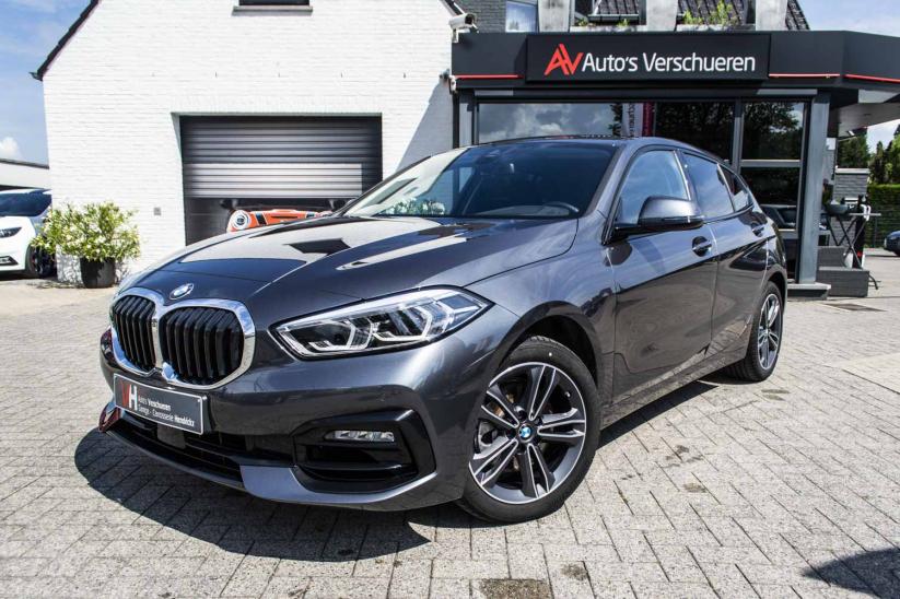 BMW 1 - 118iA Sportline