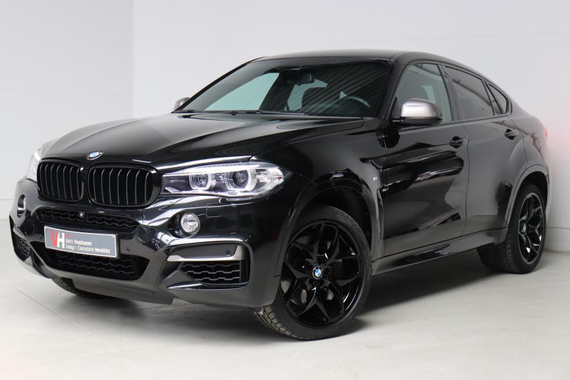 BMW X6 - M50dAS