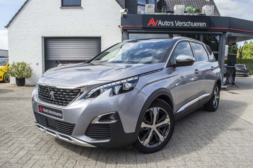 Peugeot 5008 - 2.0 HDi GT-Line