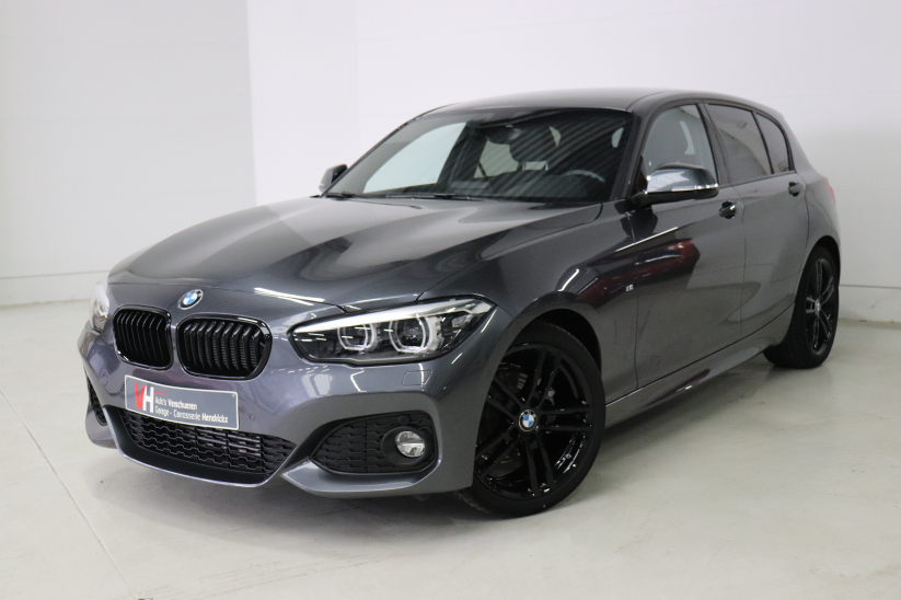BMW 1 - 118iA M-Sport Shadow