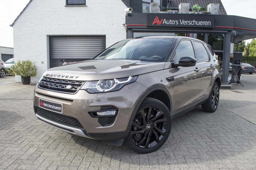 Land Rover Discovery Sport - SD4 HSE Luxury