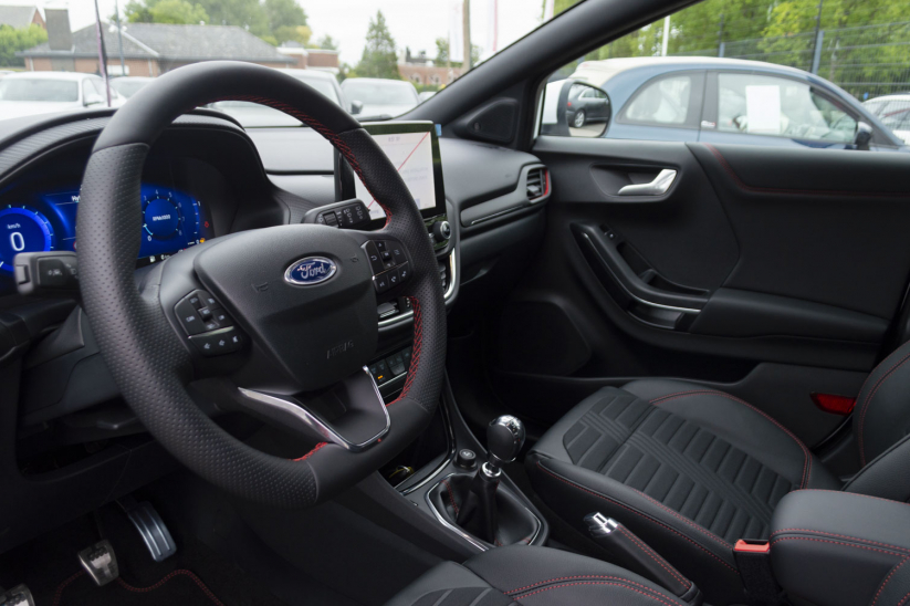 Ford Puma - 1.0 Ecoboost ST-Line X MHEV