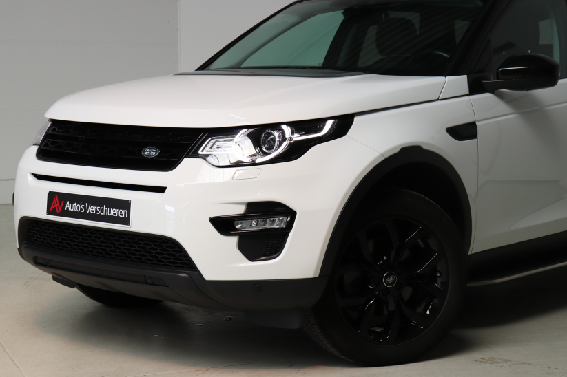Land Rover Discovery Sport - 2.0d SE Black Pack
