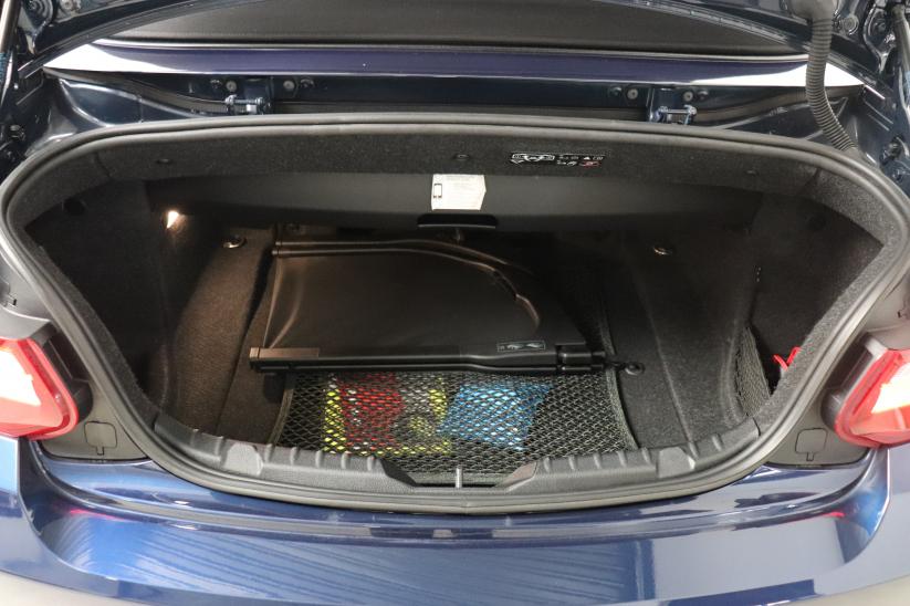 BMW 2 - 218i Cabrio Sportline