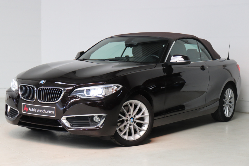 BMW 2 - 220dAS Cabrio Luxury Line