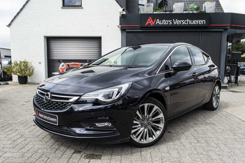 Opel Astra - 1.4 Turbo Innovation