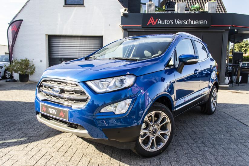 Ford Ecosport - 1.0 Ecoboost Titanium