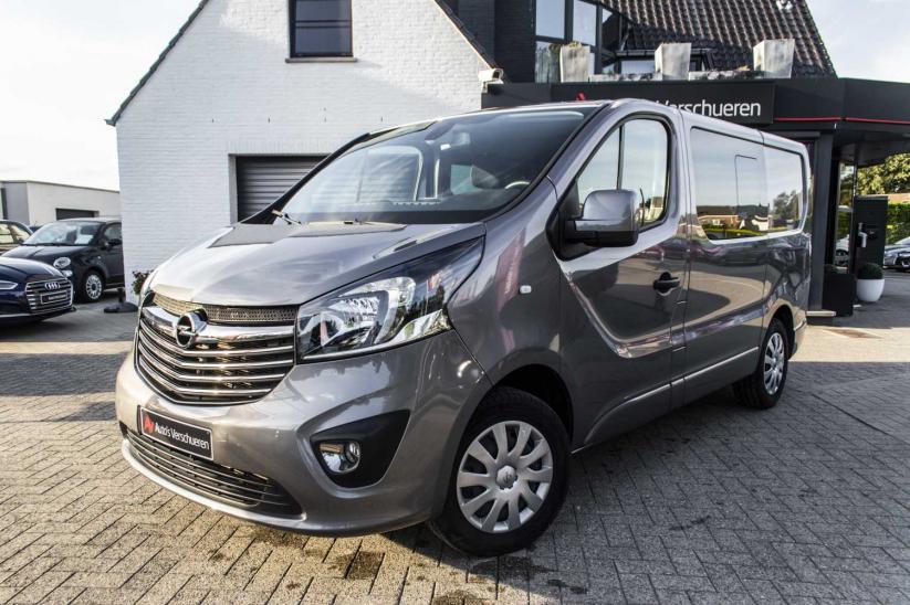 Opel Vivaro-B - 1.6 CDTI LICHTE VRACHT