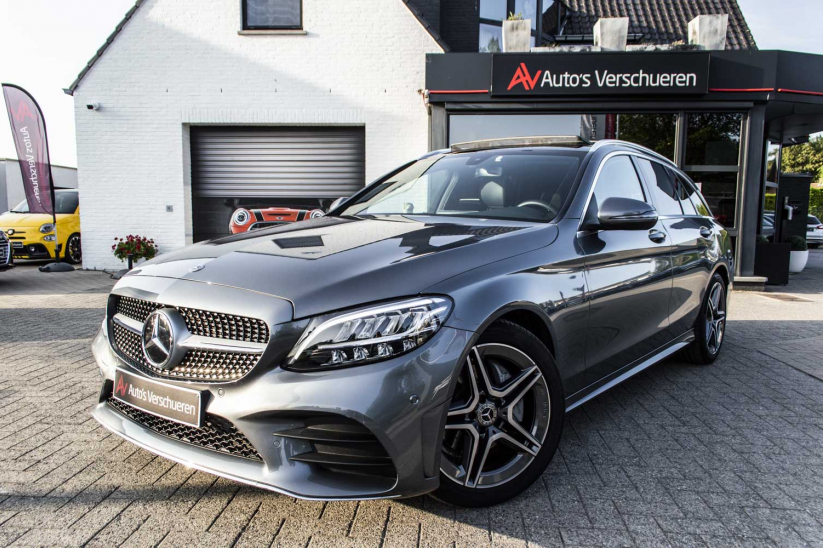 Mercedes C - 220d Break AMG-Line 9G-Tronic